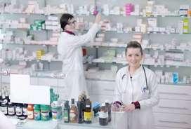 Químico farmacéutico