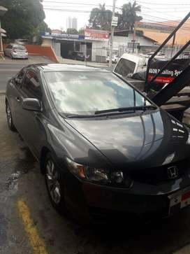 Honda Civic Coupe 2011