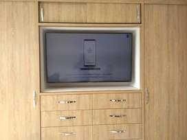 Instalación para TV