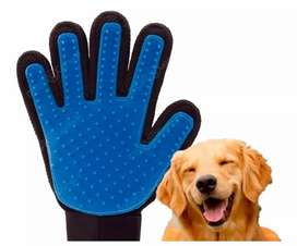 Quita Pelos Cepillo Masajeador Para Mascotas