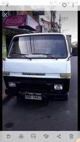 Vendo camión daihatsu delta motor toyota 5r reparado