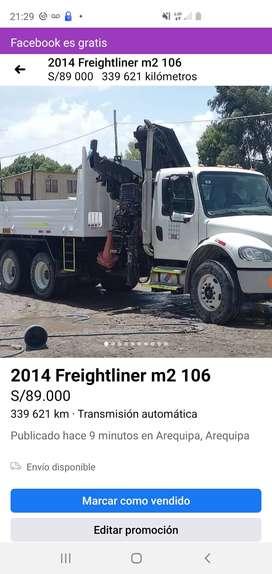 Camion grua 12 tn