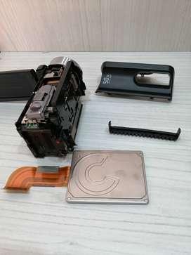 Reparación filmadoras sony sr20