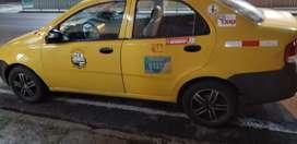 Se vende taxi de venta por urgencias es a gas y gasolina