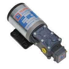 Bomba de diafragma de agua de alta presión; orbital 2i