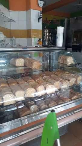 Vendo panaderia