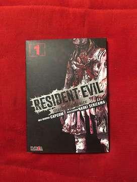 Manga de Resident Evil 1