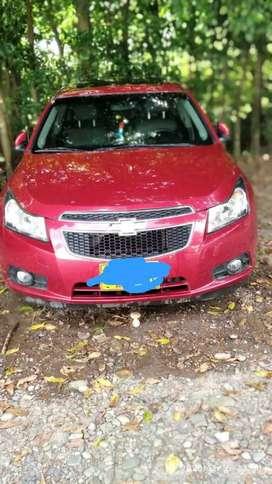 Vendo carro Chevrolet Cruze