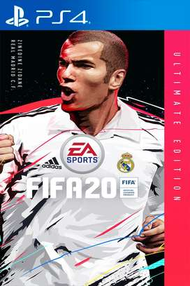 FIFA 20 - Ultimate Edition - PS4