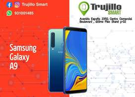 Samsung Galaxy A9 128 Gb Sellado