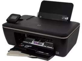 Impresora hp deskjet ink advantage 3515 multifuncion