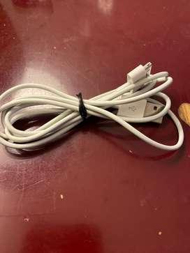 Cable para Ipad, ipod y Iphone hasta el 5 original