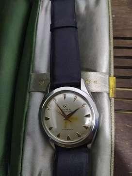 Reloj Cyma R-420 Automatico operativo.