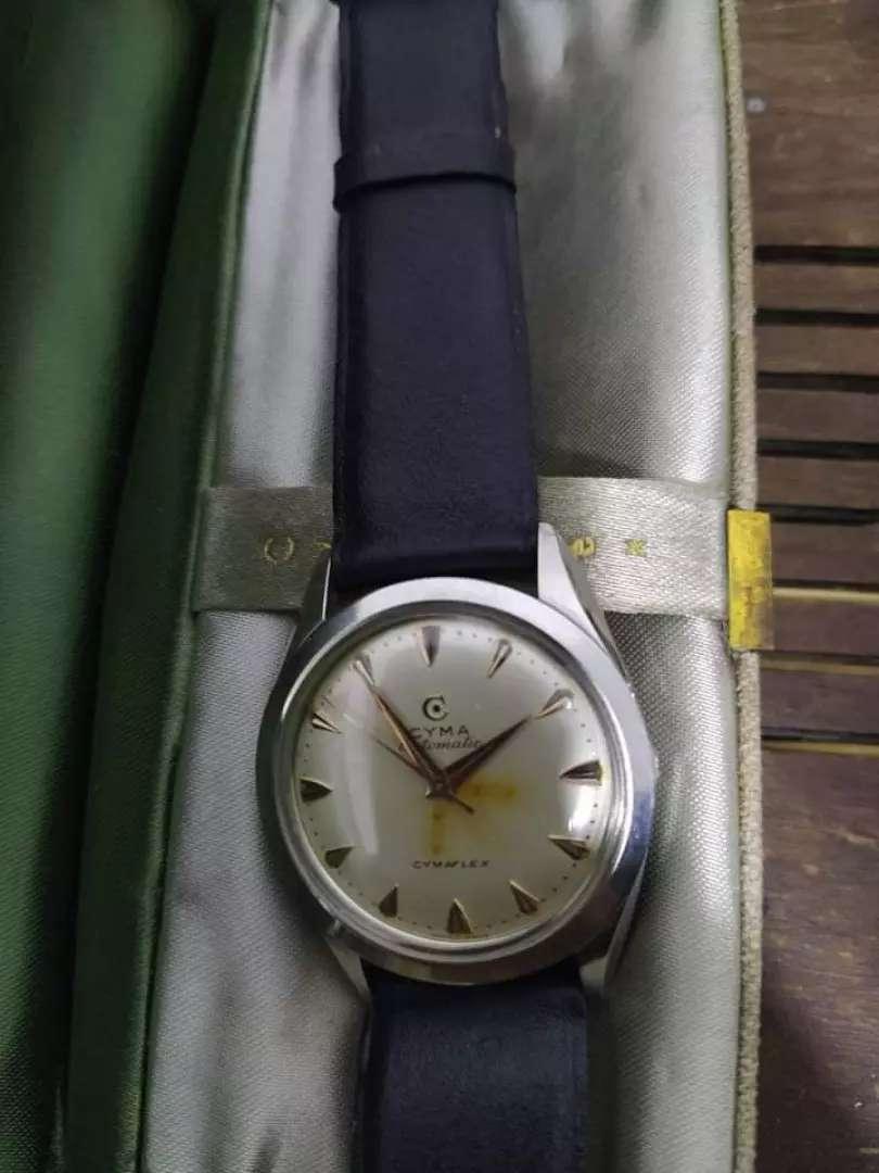 Reloj Cyma R-420 Automatico operativo. 0