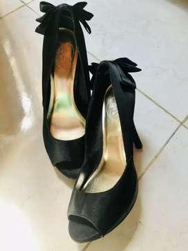 Zapato Elegante negro #37