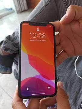 Vendo mi iphone X 256GB