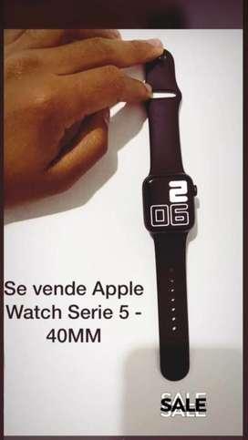 Apple watch serie 5 40mm sin gps