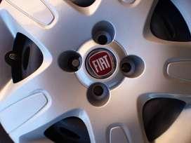 Vendo tazas de Fiat Strada Working