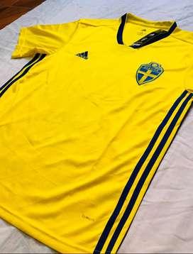 Camiseta Seleccion de Suecia
