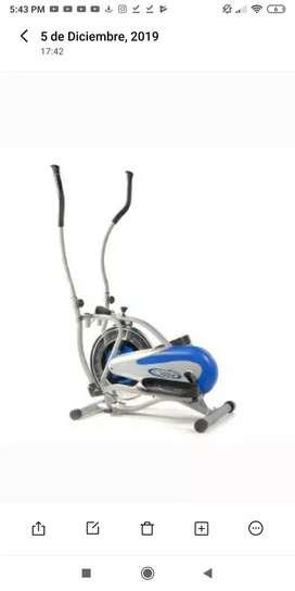 Maquina de hacer ejercicio