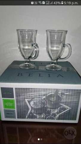 Set X 9 Mugs