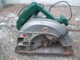 Cierra circular 7 1/4  184mm. Modelo C6500, POWER TOLLS