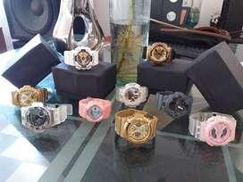 Relojes G-shock para entrega inmediata en Barranquilla, nuevos en su caja en promoción