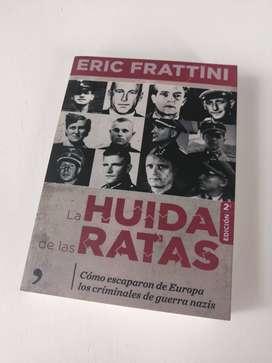Libro: La huida de las ratas