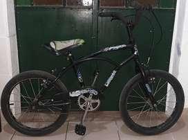 Bicicleta niño rodado 16