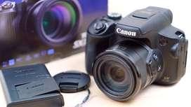 cámara para fotografía aerea Pixpro Canon SX 70 LTHS