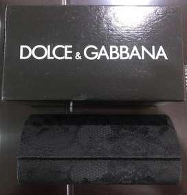 Cartera De Mano Dolce & Gabbana Original