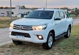 Toyota Hilux SRV 4X2 2016