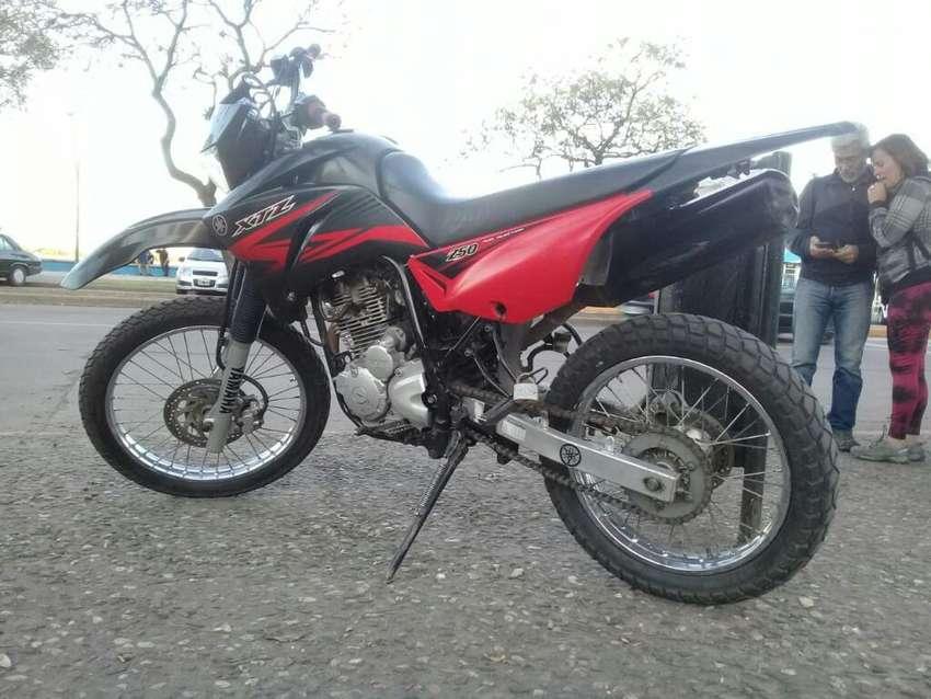 Yamaha Xtz 250 0