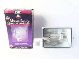 llévate este genial reflector con sensor de movimiento