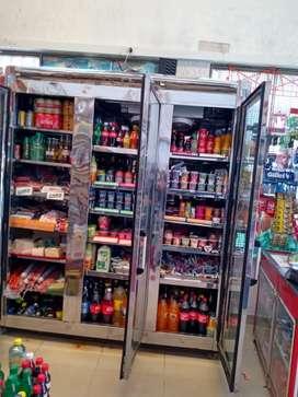 Enfriador grande para supermercado