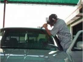 Cambio de vidrios en vehículos