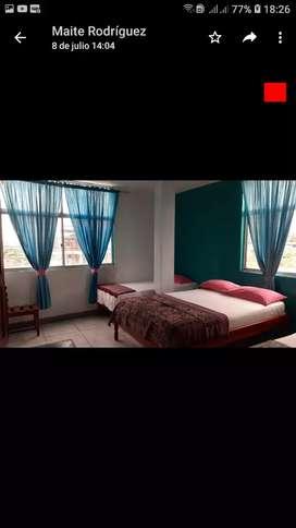 Un combo incluido luz y agua Mini suite-departamentos alquiler en hotel