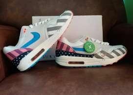 Zapatos Nike Air Max 1 Parra. Edición limitada Unisex