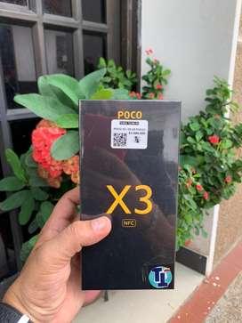 Poco X3 nuevo