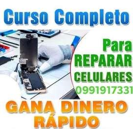 Curso de Reparar Celulares Y Tablets