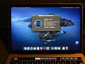 """MacBook Pro 13"""" Core I5 Touchbar Mid 2017, 256GB, 8GB RAM"""