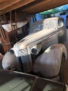 Buick Auto Antiguo 1938
