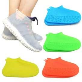 Protector de zapatos para la lluvia