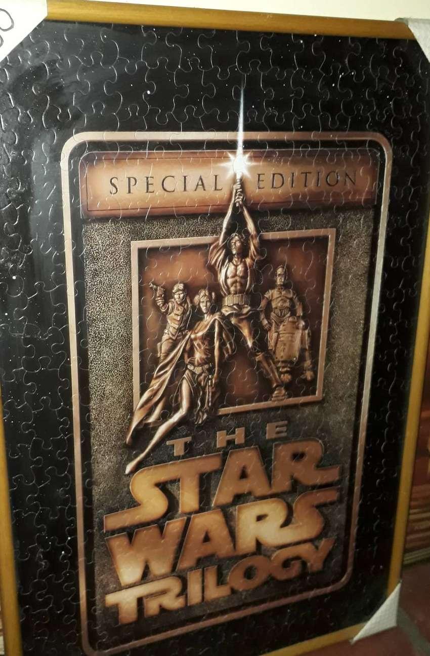 Vendo cuadro star wars 0
