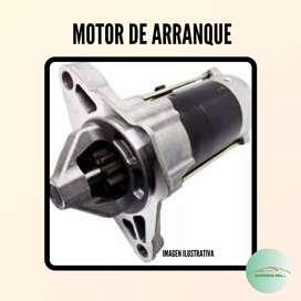 MOTOR DE ARRANQUE-AUTOS NACIONALES