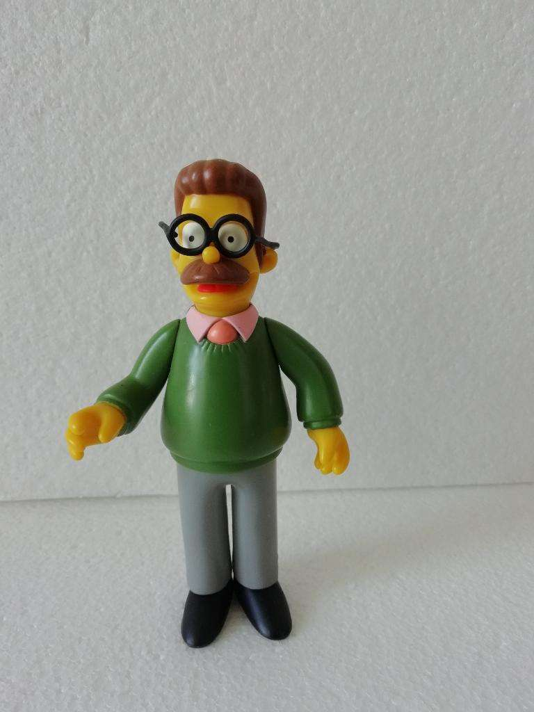 Simpsons Playmates Ned Flanders 0