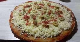 Pizzas Completas, Listas, Congeladas O Recien Hechas