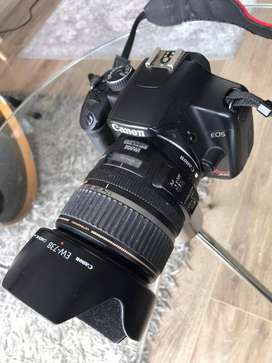 Camara Canon EOS rebel xsi