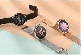 Reloj Inteligente Smart Watch Dama Super Elegante Acero Resistente - 01111
