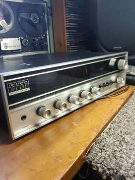 Amplificador fisher vintage